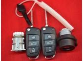AUDI A4 и другие комплект замков с ключами 8E0837220Q 434MHz