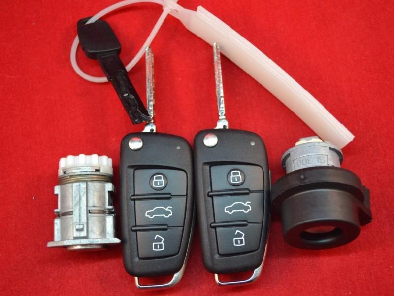 Комплект замков и ключей AUDI