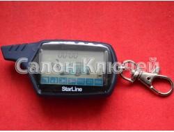 Брелок Starline A61 LCD двухсторонний