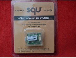 Julie, SQU, QF68 Универсальный эмулятор иммобилайзера