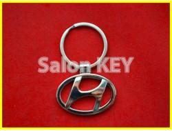 Брелок для ключей ХУНДАЙ с логотипом