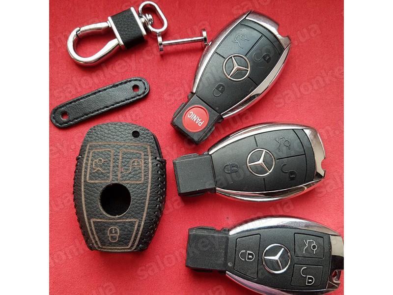 Case for key Mercedes benz