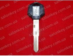 Ключ для мото Bike черный с местом под чип