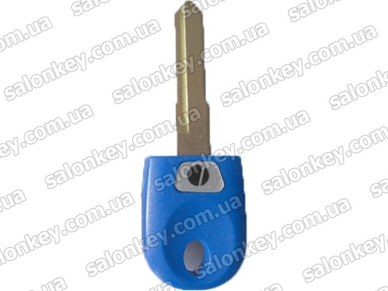 Ключ для мотоцикла Ducati синий