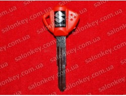 Ключ мото Suzuki красный контейнер оригинал