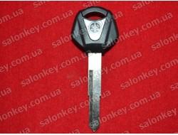 Ключ для мотоцикла Yamaha чёрный с местом под чип