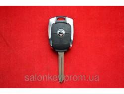 Ключ SsangYong rexton, korando, kyron, actyon корпус ключа оригинал