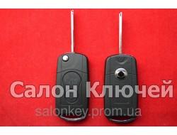 Ключ выкидной Ключ SsangYong rexton, korando, kyron, actyon 2 кн 315Mhz id48
