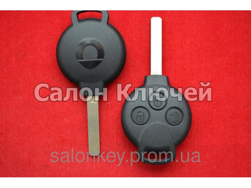 Ключ Smart Fortwo PCF7941 id46 434Mhz
