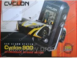 Авто сигнализация Cyclon 900