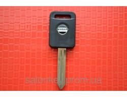 Ключ Nissan x trail primera juke note patrol с местом под чип лезвие NSN14