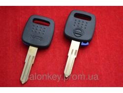 Ключ Nissan maxima micra primera terrano с местом под чип лезвие NSN11 Оригинал