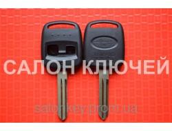 Ключ Subaru tribeca, forester, impreza, outback 2кн корпус, Вид№1 лезвие NSN14