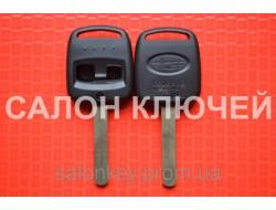 Ключ Subaru tribeca, forester, impreza, outback 2кн. Лезвие DAT17  вид№1