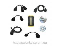 ALLSCANNER VCX HD Heavy Duty Diagnostic System