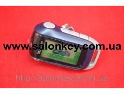 Брелок Starline A92 LCD двухсторонний