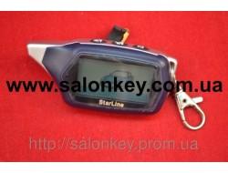 Брелок Starline С9 LCD двухсторонний