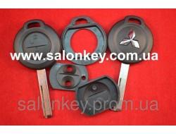 Ключ Mitsubishi Colt корпус 2 кнопки