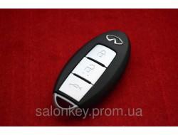 Infiniti FX35, FX45, QX56, M35, EX35, EX37 корпус смарт ключа