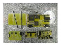 UPA USB FULL v1.2 Programmer жёлтого цвета