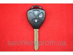 Ключ Toyota Corolla с 2010 года 433Mhz