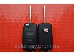 Ключ Seat выкидной корпус 3 кнопки