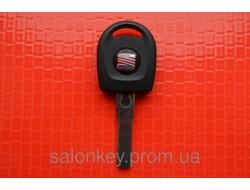 Ключ Seat с местом под чип оригинал с фонарём