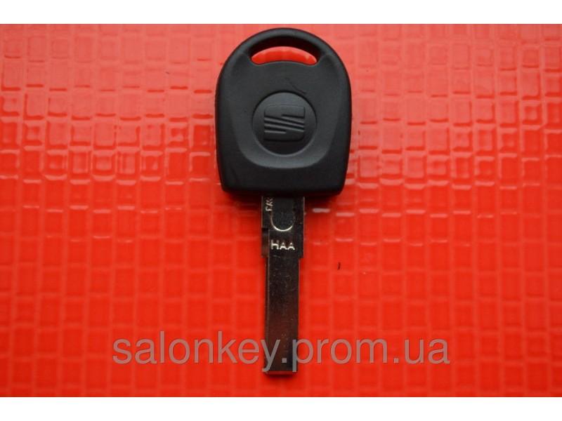 Ключ Seat с местом под чип оригинал