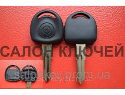 Ключ Opel с местом под чип Лезвие YM28R
