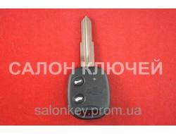 Chevrolet epica, evanda ключ 2 кнопки корпус ключа