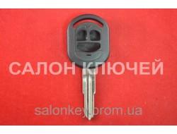 Chevrolet lacetti ключ 3 кнопки Вид №1 корпус ключа