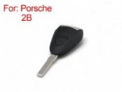 Ключ Porsche 2 кнопки Вид №2
