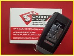 Смарт ключ Acura MDX 14-16 (Original) 72147-TZ6-A71 72147-TZ6-A61 72147-TZ6-A51 KR537924100