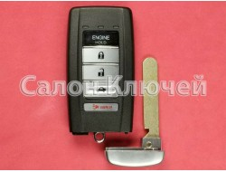 Смарт ключ Acura TLX ILX RLX 16-19 (Original) 72147-TZ3-A61 72147-TZ3-A51 KR580399900 A2C80399900