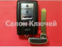 Смарт ключ Acura MDX 14-19 (Original) KR5V1X 72147-TZ5-A01 72147-TZ5-A11 A2C32523200 A2C32523300
