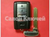 Смарт ключ Acura Driver2 16-18 (Original) KR5V2X 72147-TZ3-A32 A2C10950600 72147-TZ3-A31