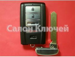 Смарт ключ Acura ILX 16-18 (Original) KR5V1X 72147-TZ3-A11 72147-TZ3-A01 A2C32522900 A2C32522800