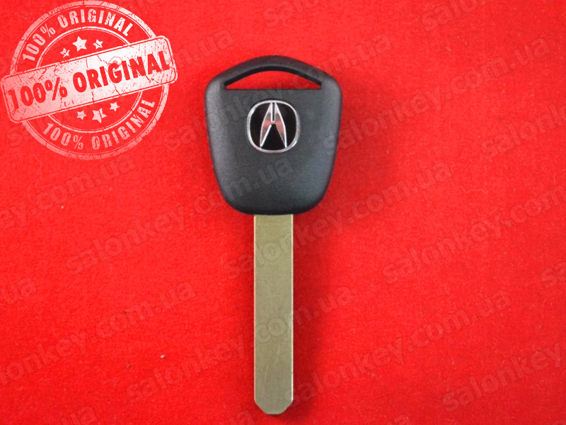 Ключ на Acura лезвие HON66 чип ID 46