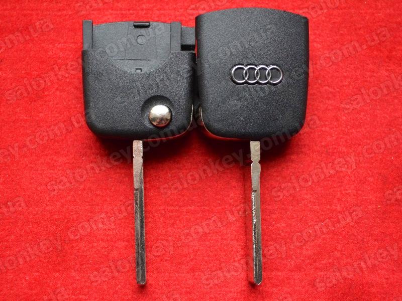 Верхняя часть выкидного ключа Audi
