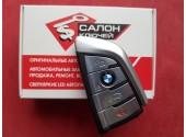 Смарт ключ BMW F series 4 кнопки 433MHz 9337242-01 HELLA NBGIDGNG1 IDGNG1 (Original) Refurbished