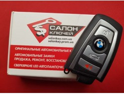 Ключ BMW F series (Original) used 315Mhz HUF5662 5UXWX7C35H0U43291
