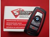 Ключ BMW F series (Original) used 433Mhz HUF5767 BMW 9 312 533 - 04 WBA8D9G59JNU67853