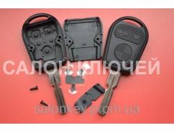 Ключ Bmw 3, 5, 7, 3 кнопки лезвие HU58 Вид Гитара, Хорошее качество