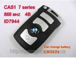 Ключ BMW 868MHz ID46 CAS1