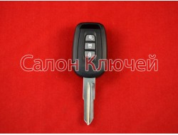 Ключ Chevrolet captiva id46 434Mhz