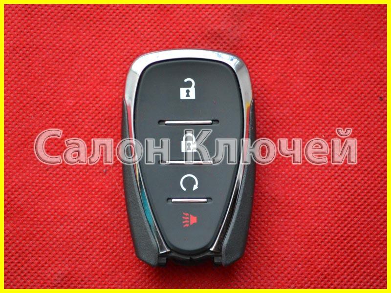 Ключ Chevrolet Volt (Original) 433Mhz Smart system FCC ID: HYQ4EA
