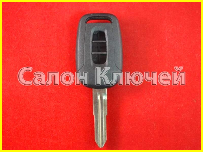 Ключ Chevrolet Сaptiva 3 кнопки корпус ключа