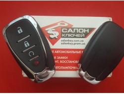Смарт ключ Chevrolet Volt USA 16-19 (Шевроле Вольт) (Мексика без лого) HYQ4EA