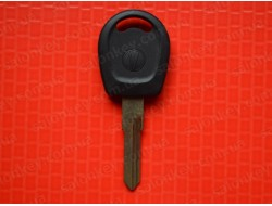 Chery ключ с местом под чип Вид №3