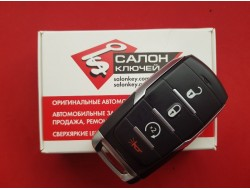 Ключ Dodge Ram 1500 19-21 (Original) OHT-4882056 68401332AE 68401332
